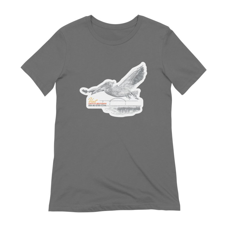 The Pelican Women's T-Shirt by UntitledTown Store