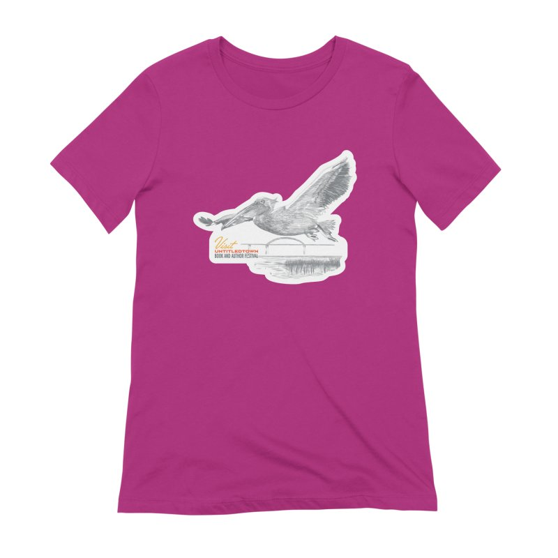 The Pelican Women's Extra Soft T-Shirt by UntitledTown Store