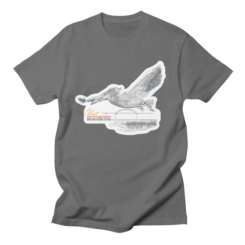 The Pelican Men's T-Shirt by UntitledTown Store