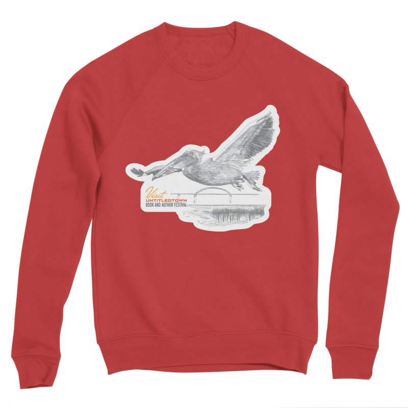 The Pelican Women's Sponge Fleece Sweatshirt by UntitledTown Store