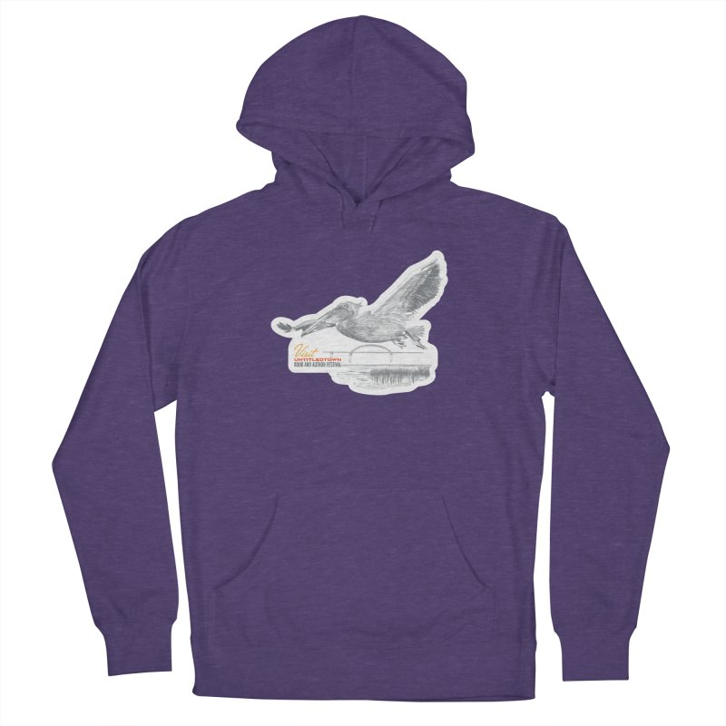 The Pelican Men's Pullover Hoody by UntitledTown Store