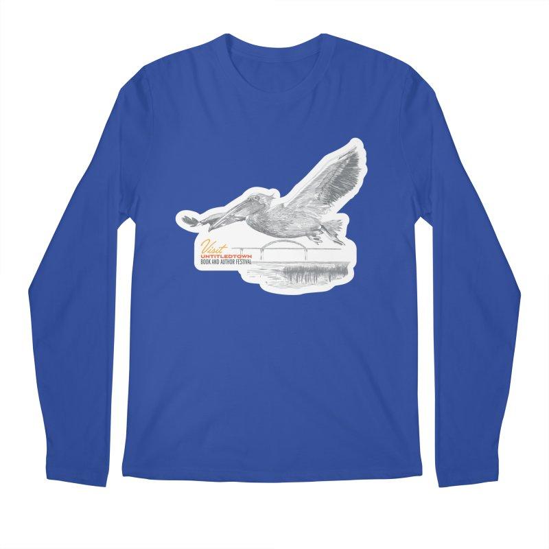 The Pelican Men's Regular Longsleeve T-Shirt by UntitledTown Store
