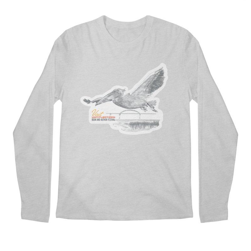 The Pelican Men's Longsleeve T-Shirt by UntitledTown Store