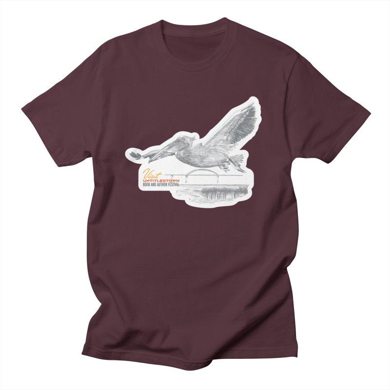 The Pelican Men's Regular T-Shirt by UntitledTown Store
