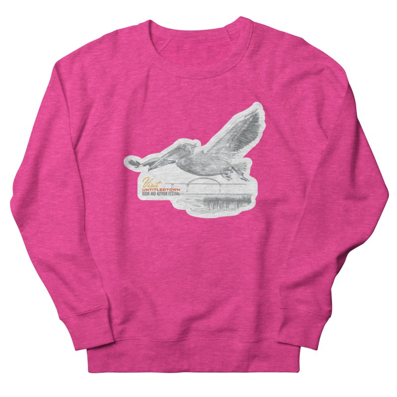 The Pelican Men's French Terry Sweatshirt by UntitledTown Store