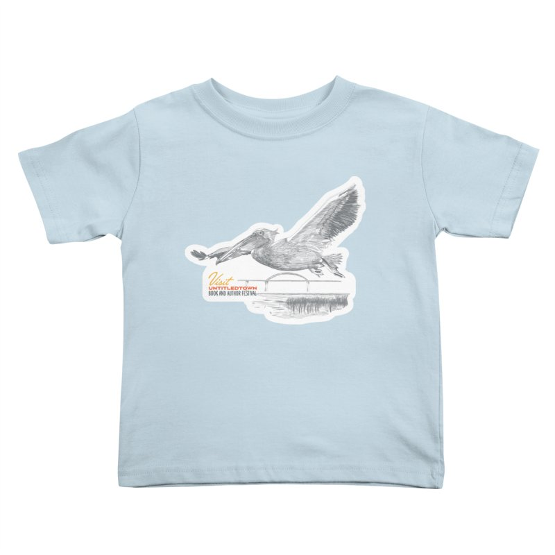The Pelican Kids Toddler T-Shirt by UntitledTown Store