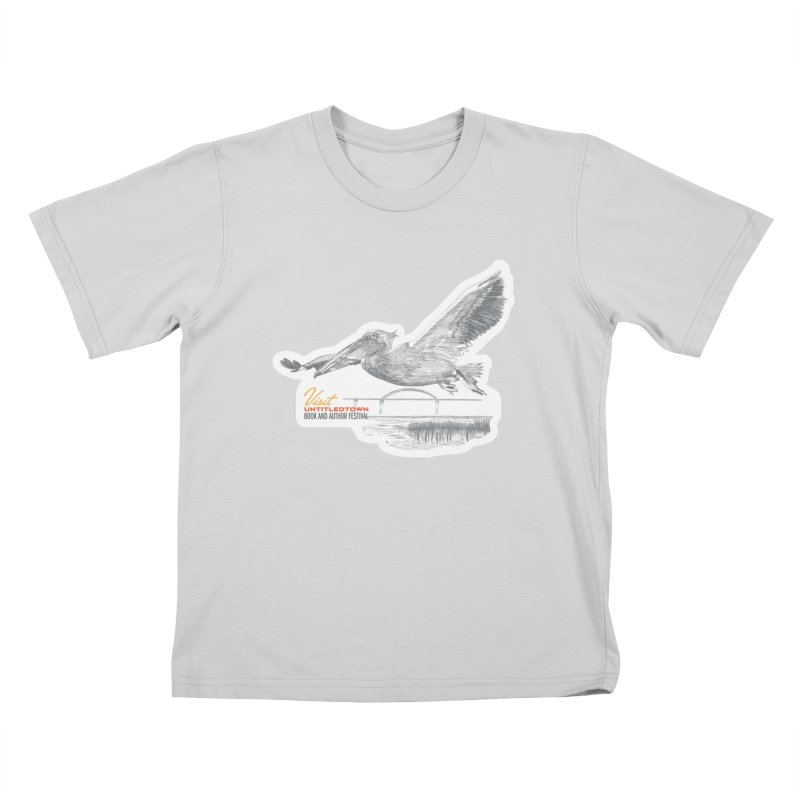 The Pelican Kids T-Shirt by UntitledTown Store