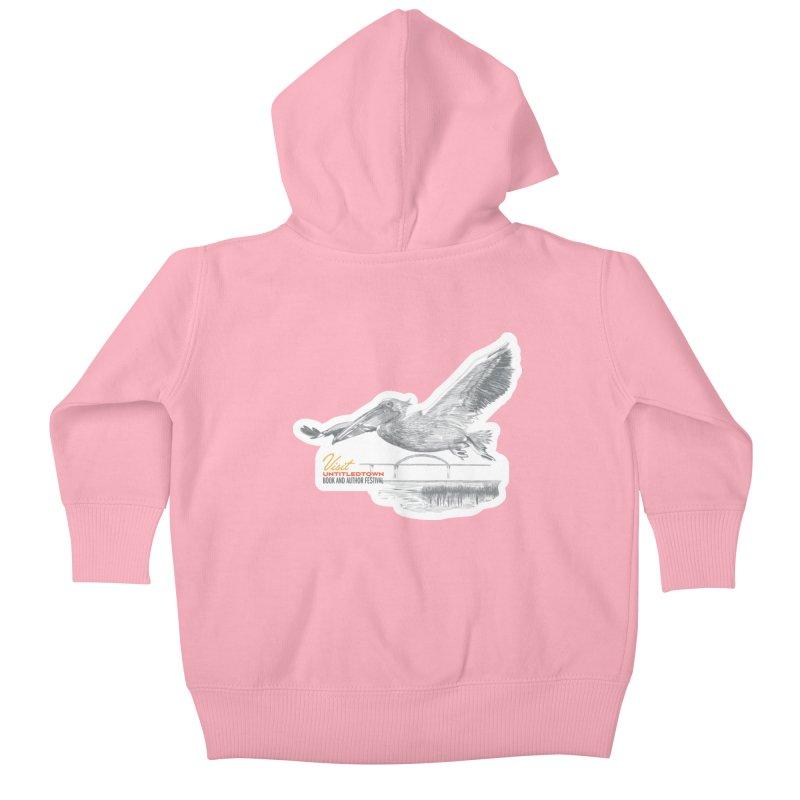 The Pelican Kids Baby Zip-Up Hoody by UntitledTown Store