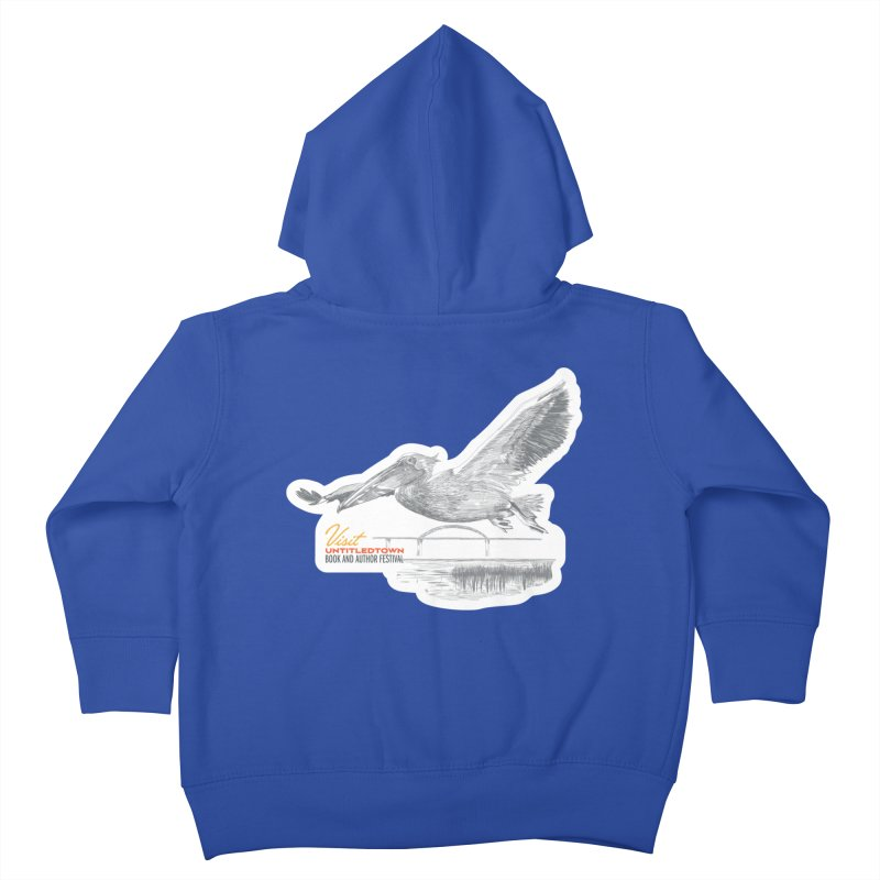 The Pelican Kids Toddler Zip-Up Hoody by UntitledTown Store
