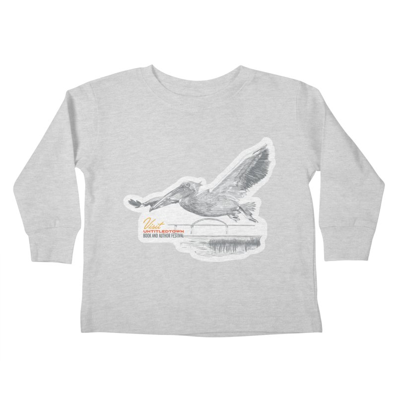 The Pelican Kids Toddler Longsleeve T-Shirt by UntitledTown Store