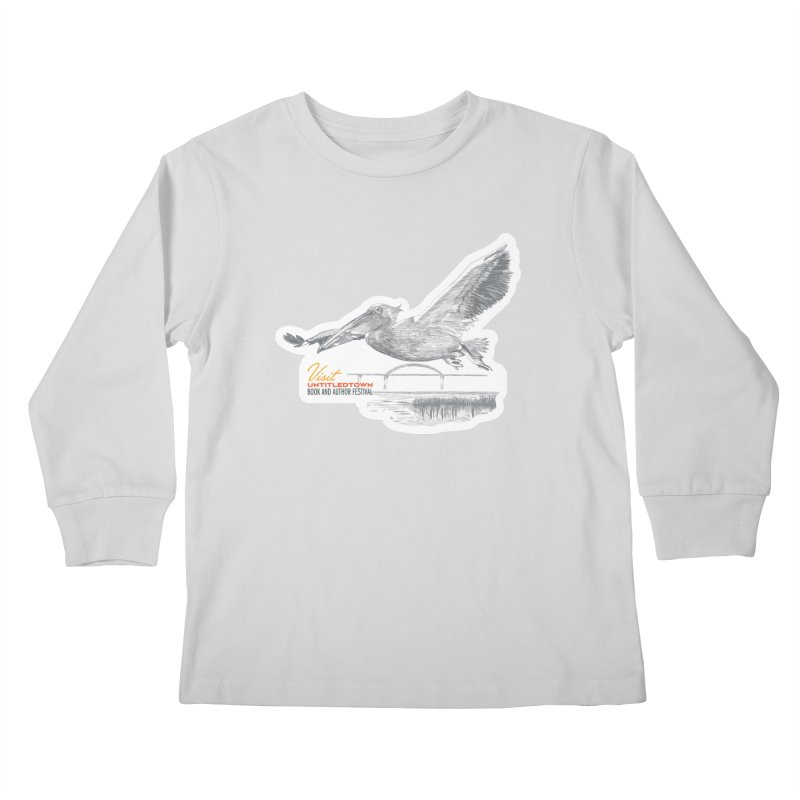 The Pelican Kids Longsleeve T-Shirt by UntitledTown Store