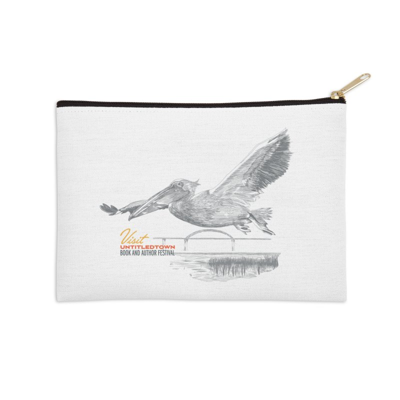 The Pelican Accessories Zip Pouch by UntitledTown Store