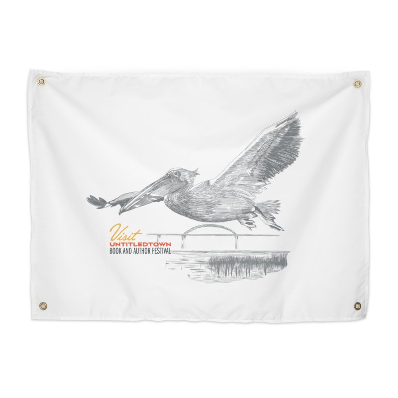 The Pelican Home Tapestry by UntitledTown Store