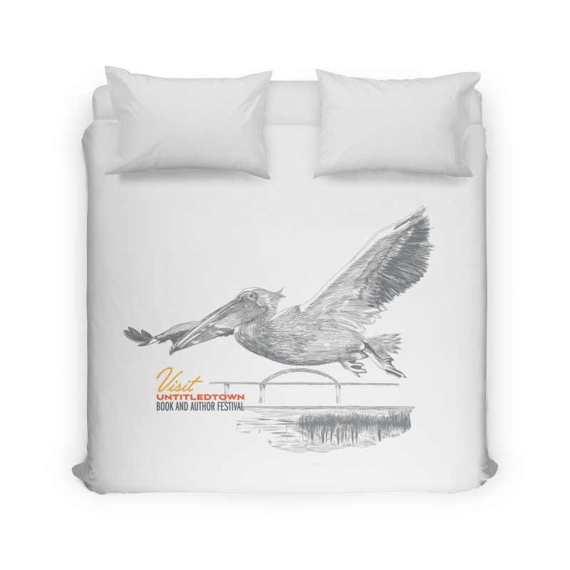The Pelican Home Duvet by UntitledTown Store
