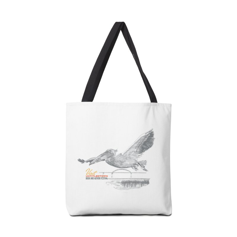 The Pelican Accessories Tote Bag Bag by UntitledTown Store