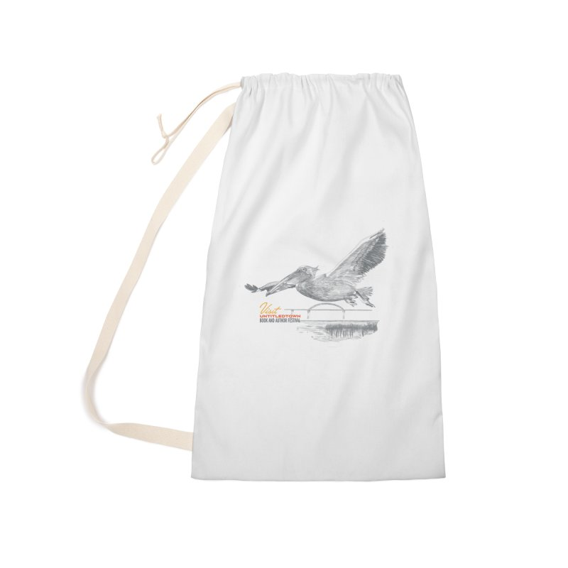 The Pelican Accessories Laundry Bag Bag by UntitledTown Store