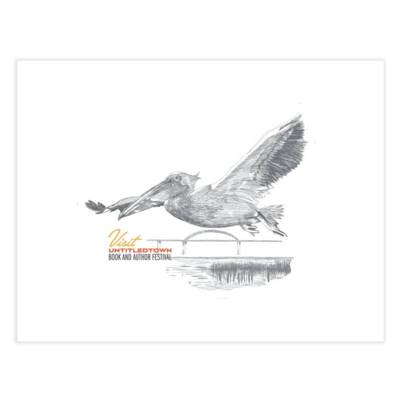 The Pelican Home Fine Art Print by UntitledTown Store