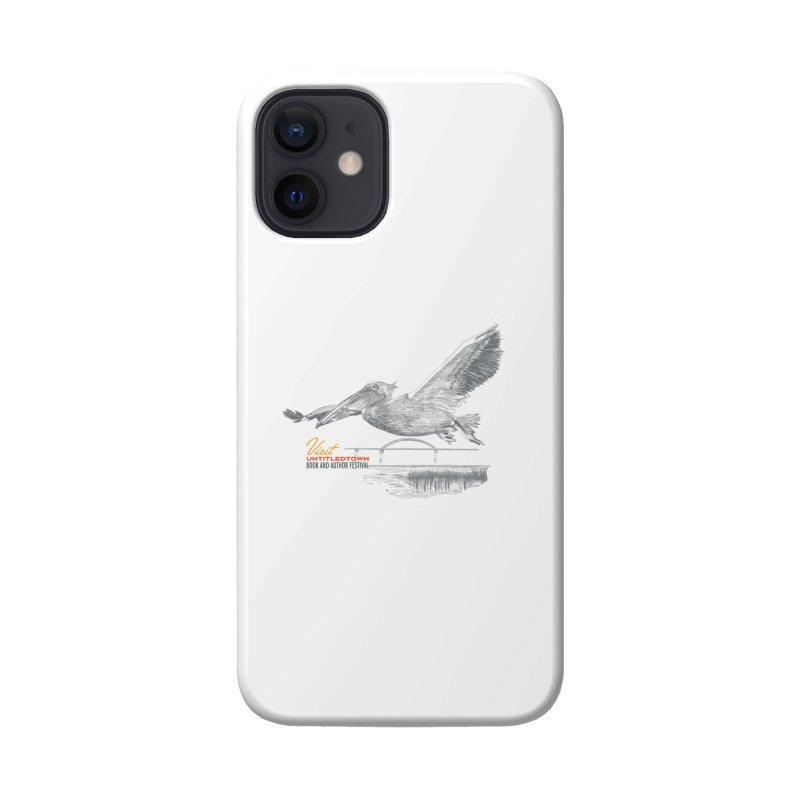 The Pelican Accessories Phone Case by UntitledTown Store