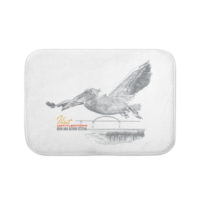 The Pelican Home Bath Mat by UntitledTown Store
