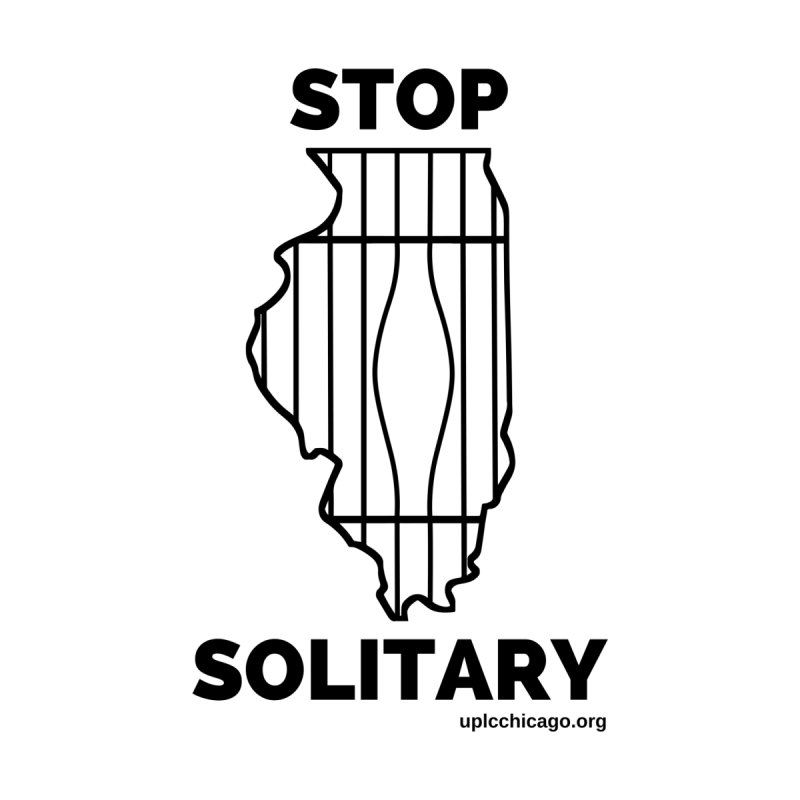 Stop Solitary Men's T-Shirt by UPLC Store