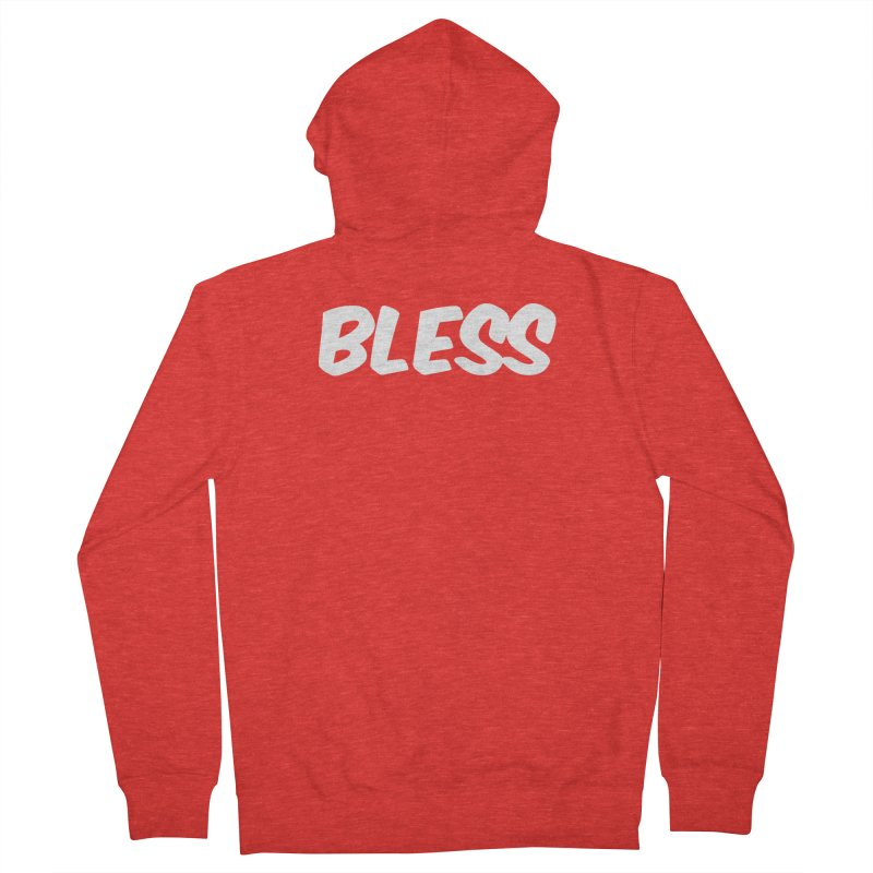 BLESS Women's Zip-Up Hoody by uppercaseCHASE1