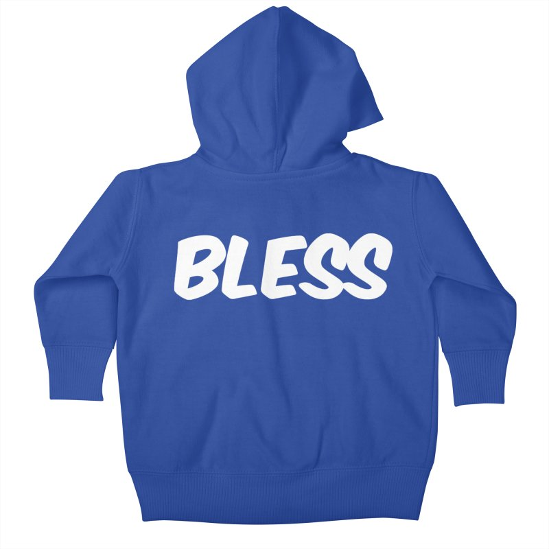 BLESS Kids Baby Zip-Up Hoody by uppercaseCHASE1
