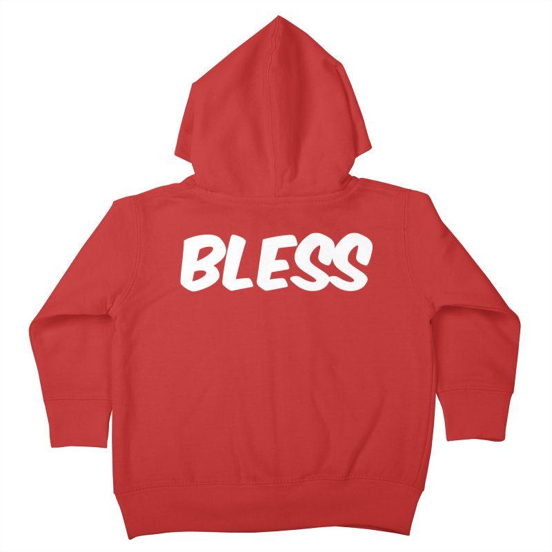 BLESS Kids Toddler Zip-Up Hoody by uppercaseCHASE1