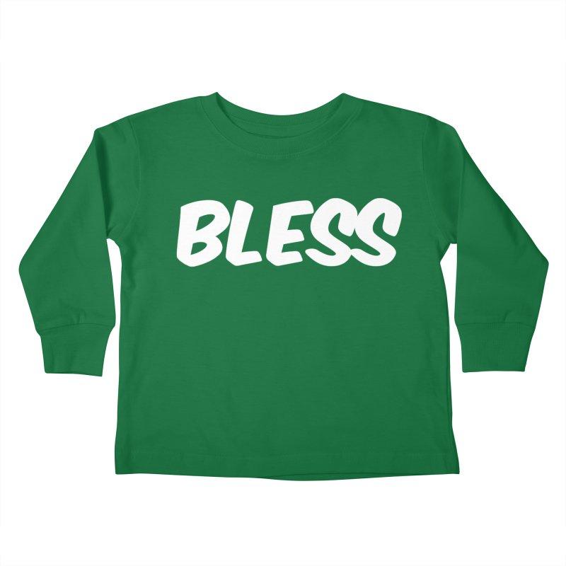 BLESS Kids Toddler Longsleeve T-Shirt by uppercaseCHASE1