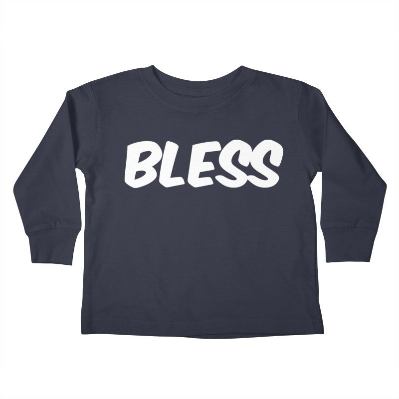 BLESS Kids Toddler Longsleeve T-Shirt by uppercaseCHASE1