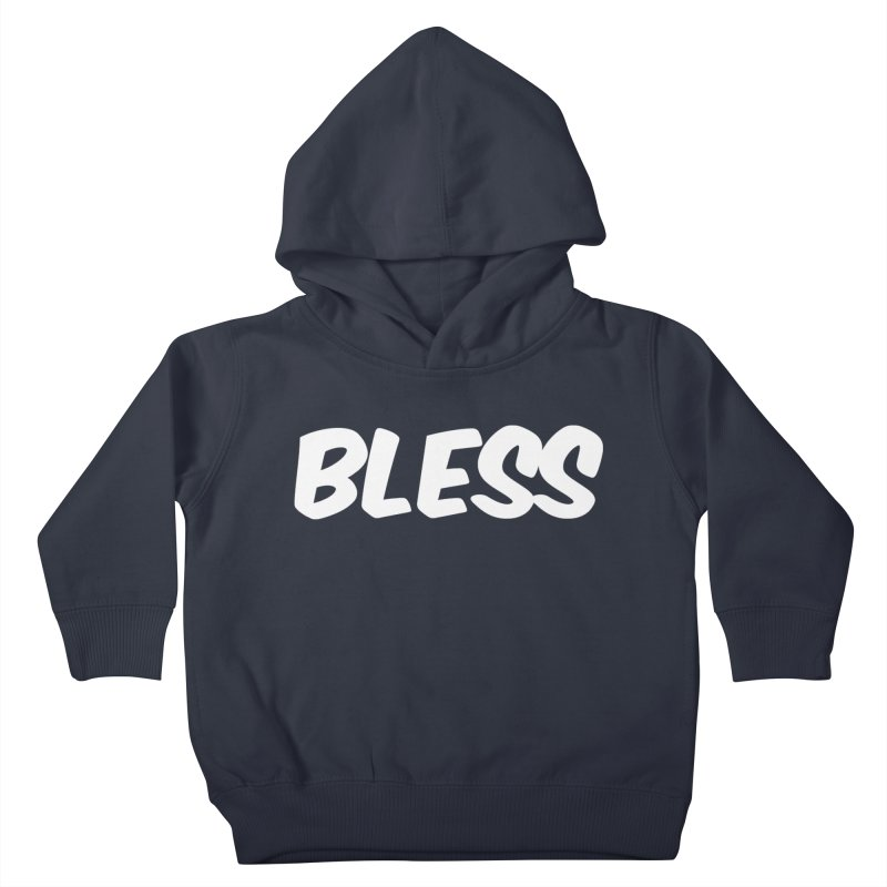 BLESS Kids Toddler Pullover Hoody by uppercaseCHASE1