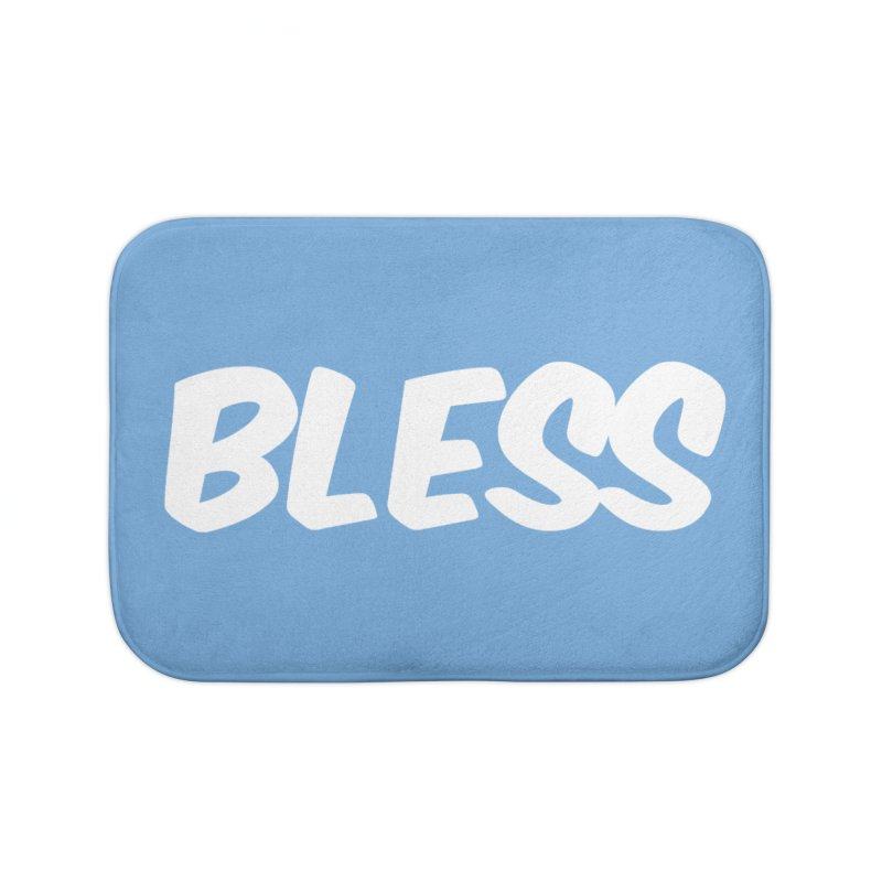 BLESS Home Bath Mat by uppercaseCHASE1