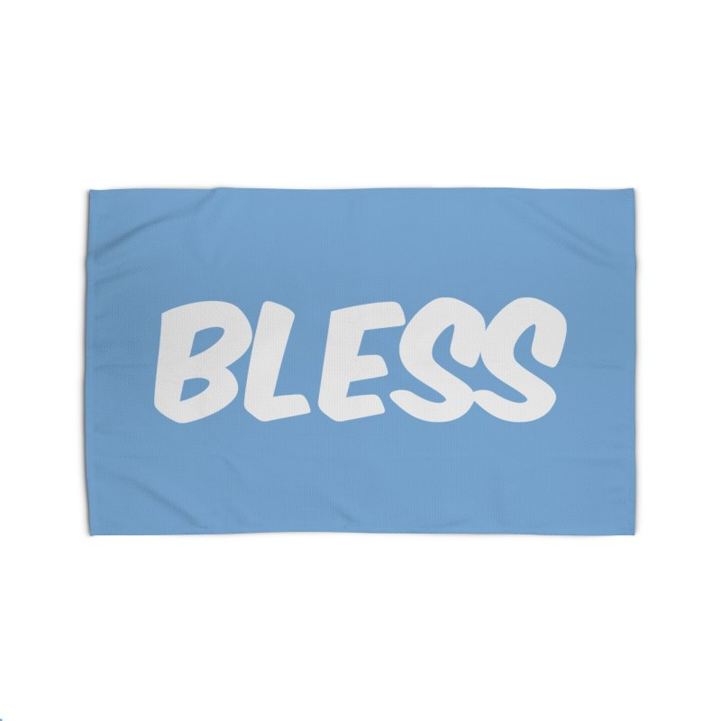 BLESS Home Rug by uppercaseCHASE1