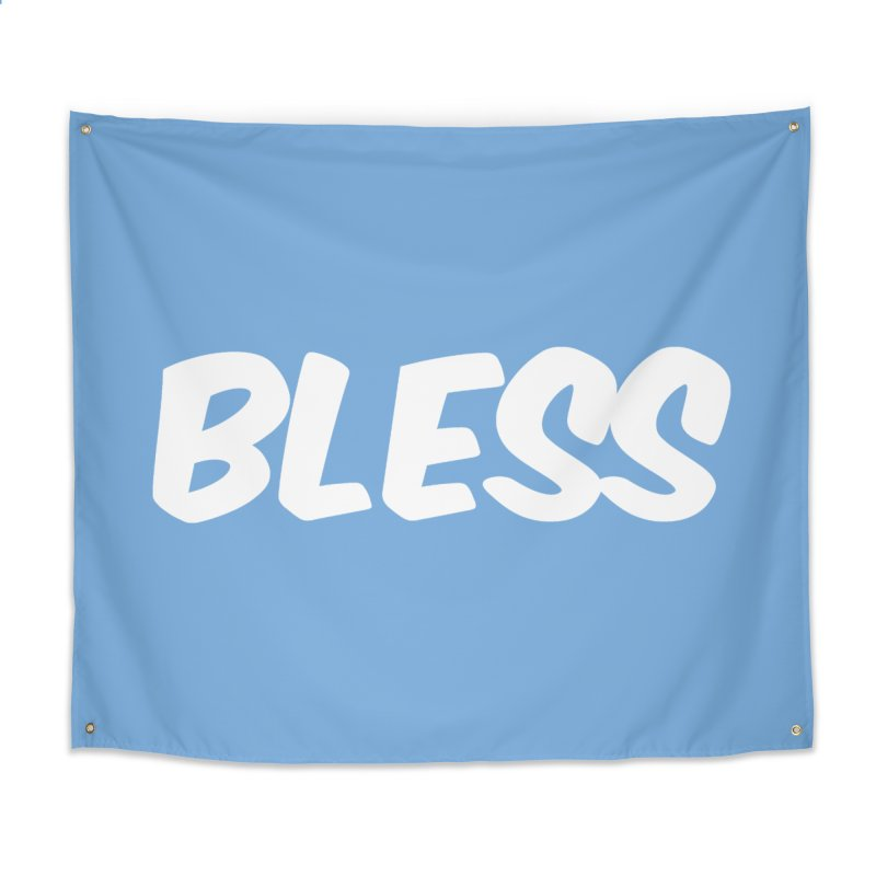 BLESS Home Tapestry by uppercaseCHASE1
