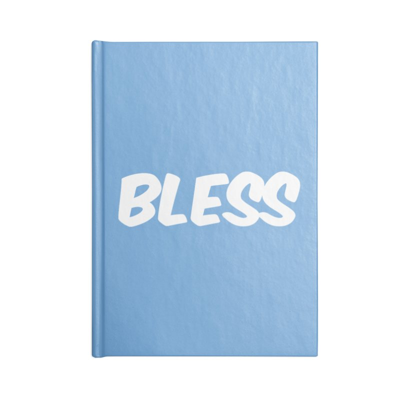 BLESS Accessories Blank Journal Notebook by uppercaseCHASE1
