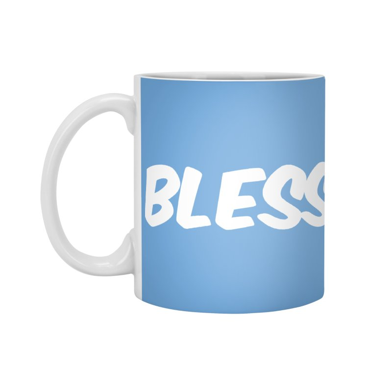 BLESS Accessories Standard Mug by uppercaseCHASE1
