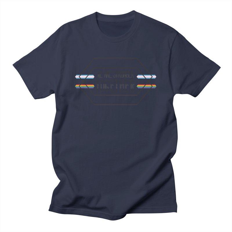 Stronger Together Women's Regular Unisex T-Shirt by uppercaseCHASE1