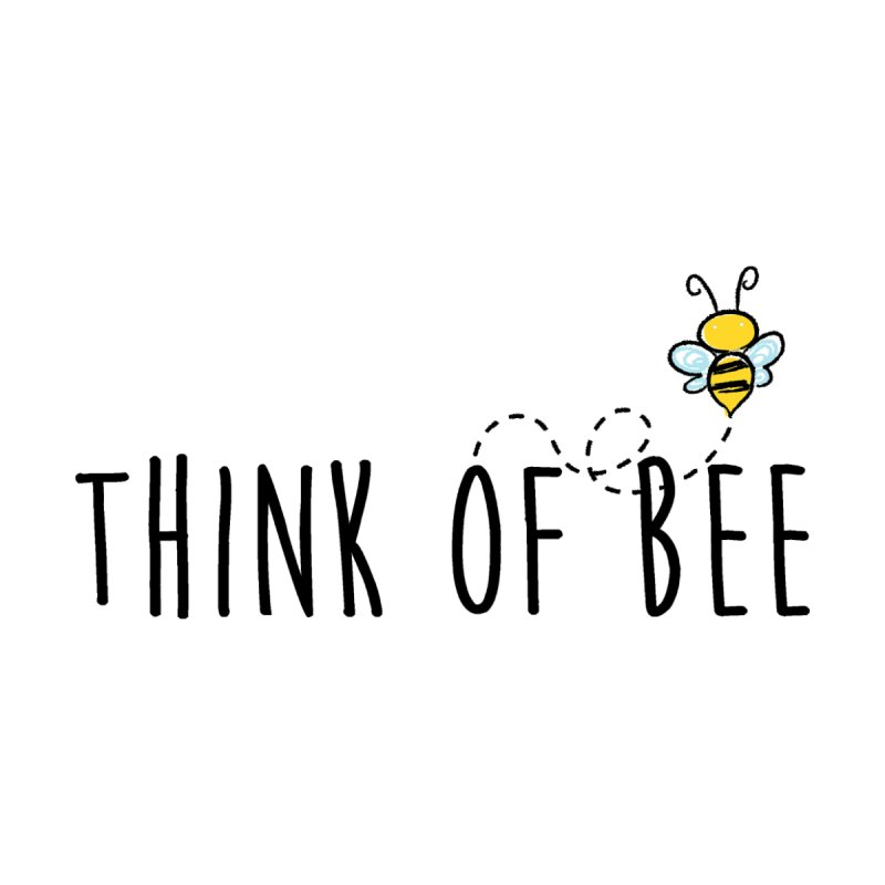 Think of Bee *Black* Kids Baby T-Shirt by uppercaseCHASE1