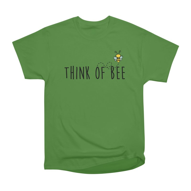 Think of Bee *Black* Women's Classic Unisex T-Shirt by uppercaseCHASE1
