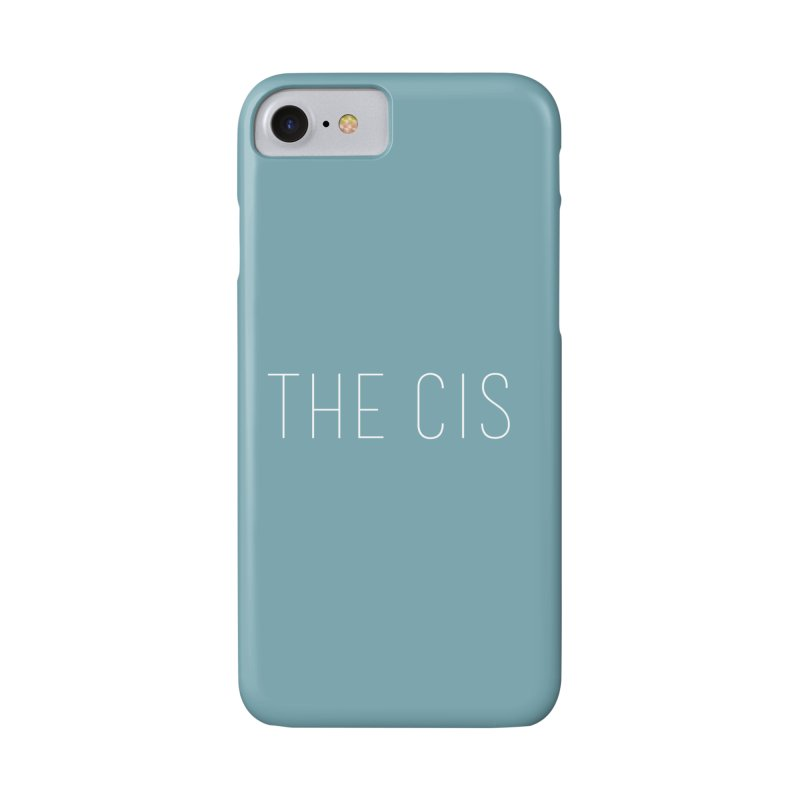 """THE CIS"" Accessories Phone Case by uppercaseCHASE1"