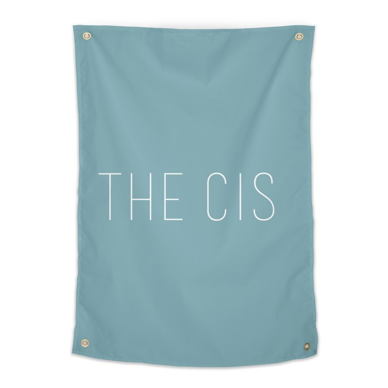 """""""THE CIS"""" Home Tapestry by uppercaseCHASE1"""