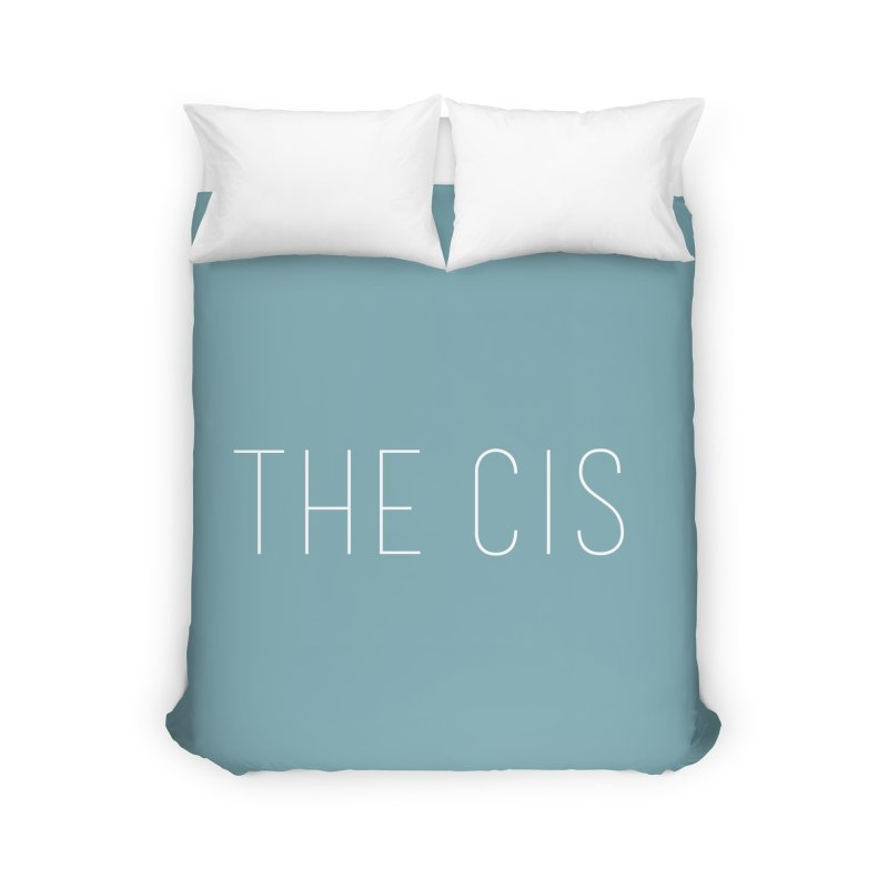 """THE CIS"" Home Duvet by uppercaseCHASE1"