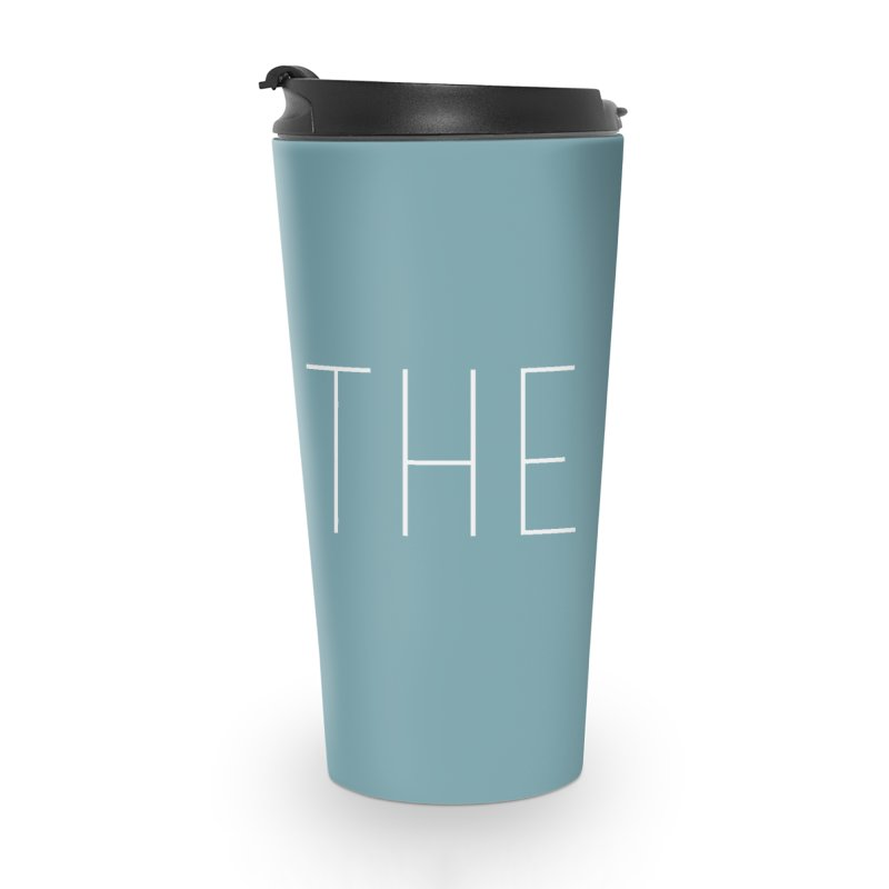"""THE CIS"" Accessories Travel Mug by uppercaseCHASE1"
