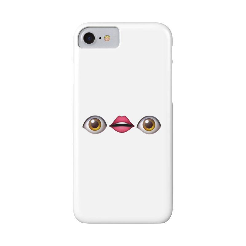 Eyes Accessories Phone Case by uppercaseCHASE1