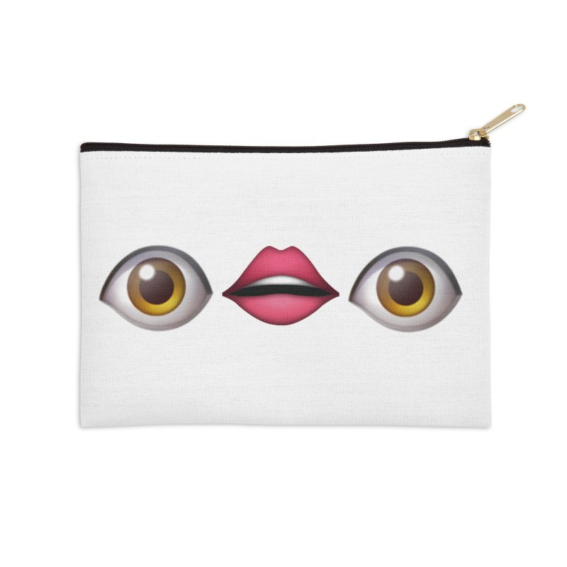 Eyes Accessories Zip Pouch by uppercaseCHASE1