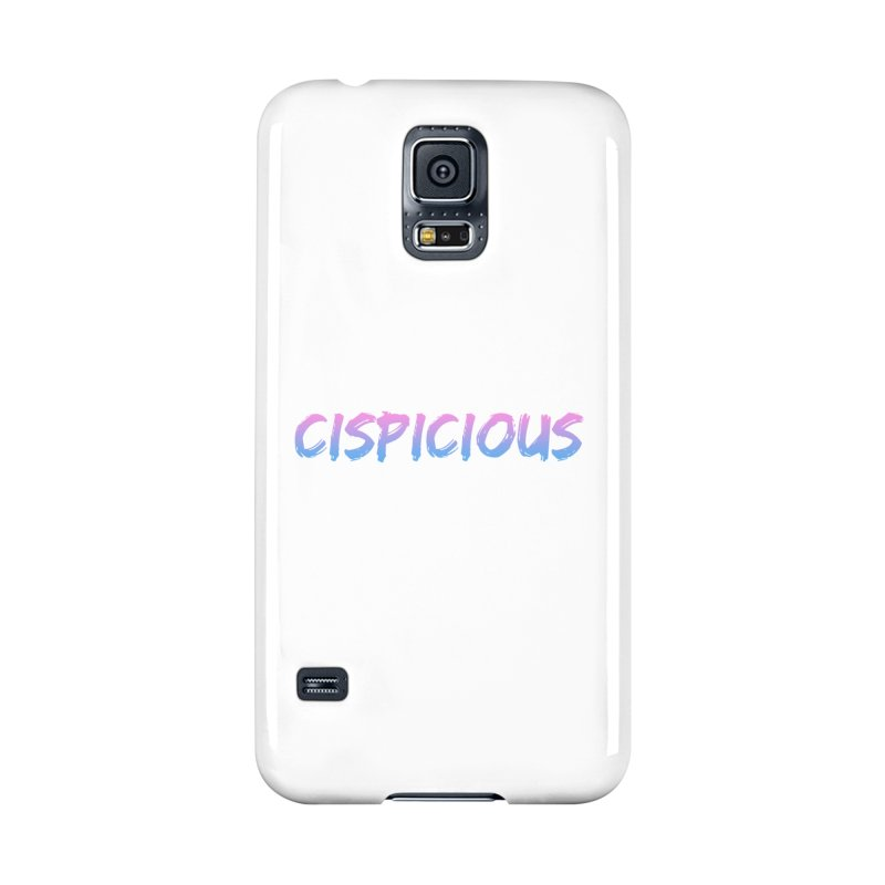CISPICIOUS Accessories Phone Case by uppercaseCHASE1