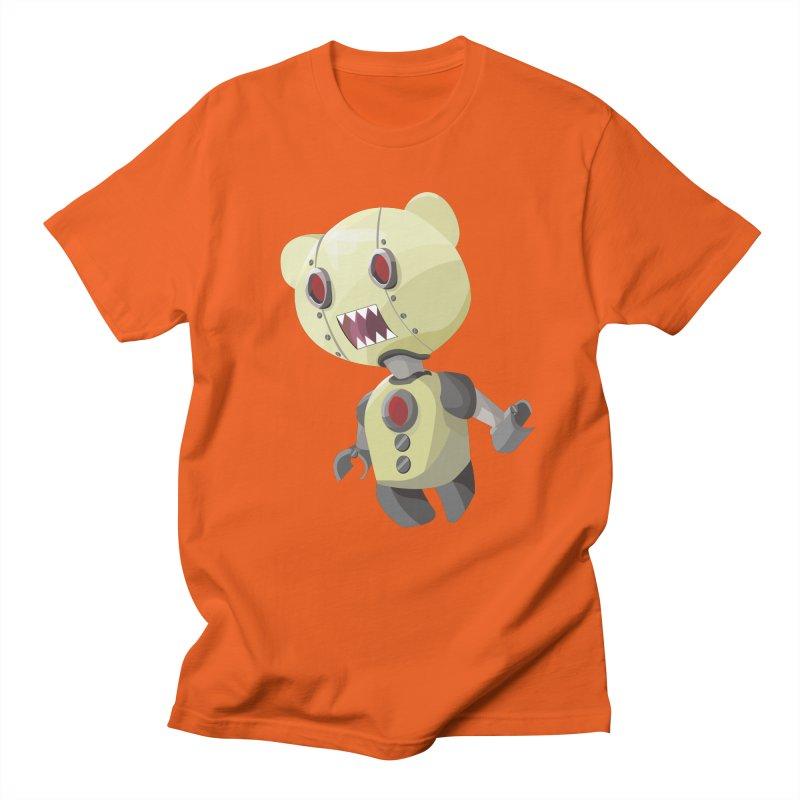 Robot Lyf Men's T-shirt by Uppercut Justice