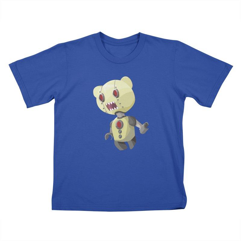 Robot Lyf Kids T-Shirt by Uppercut Justice