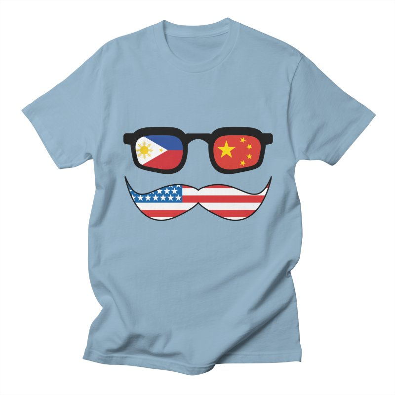 Chinoy Pride Men's T-Shirt by Uppercut Justice