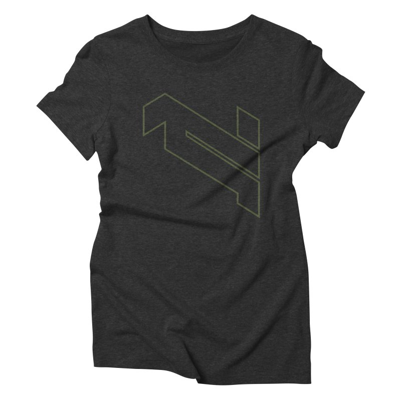 AKWIUS Hieroglyph I Women's T-Shirt by Upper Realm Shop