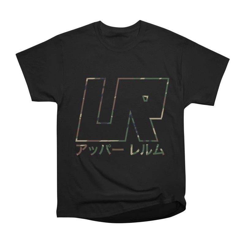 Upper Realm Men's T-Shirt by Upper Realm Shop